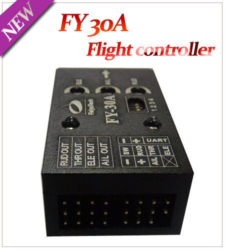 FPV AIR plane model FY-30A flight control system rc hobbies