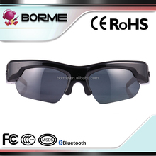 Sunglasses with Pinhole Camera HD 1080P Video Recorder Camera with Bluetooth function for smartphone