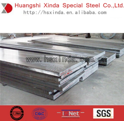 XINDA ROLLED HOT WORK TOOL STEEL PLATES 1.2311
