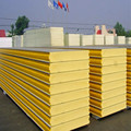 Low Cost Best Quality Heat-Insulated Polyurethane Sandwich Panel