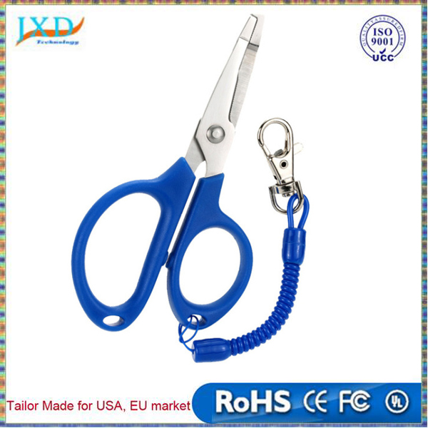 Stainless Steel Fishing Pliers Scissors Line Cutter Remove Hook Tackle Tool Kits Accessories Outdoor Fishing Tool