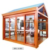 Guangzhou Factory Aluminium Lowes Sunrooms Designs