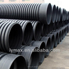 SN4 /SN8 HDPE double wall corrugated tube for mud dredging