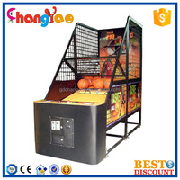 Hot Selling Electric Arcade Basketball Game Machine For Kids