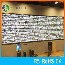 Professional Video Wall 75'' to 100'' IR Touch Frame,IR Multi Touch Screen ,Overlay Kit