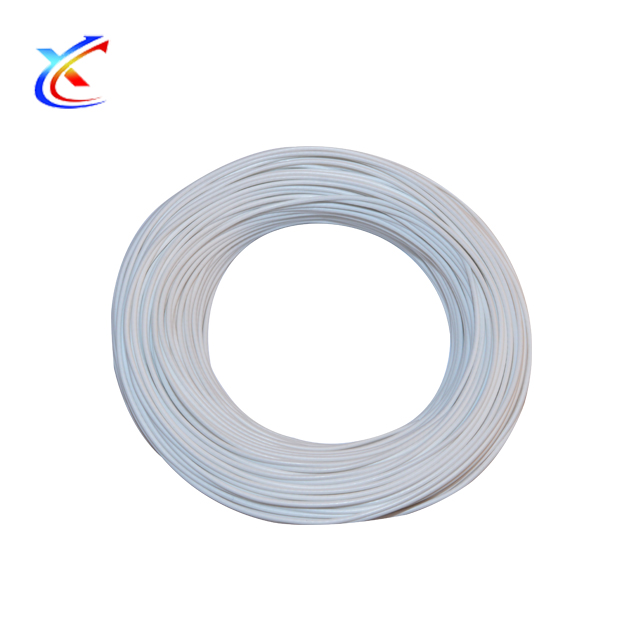 Silicone Rubber Insulation spiral heating resistance wire