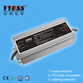 PFC(0.98) 60w 700ma - 2400ma constant current waterproof led driver 5 years warranty