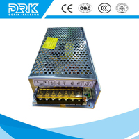 Multi output available dc regulated power supply