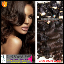 2016 Best Selling Wholesale Factory Price 100% Human Hair Double Wefted virgin brazilian hair wholesale made in china