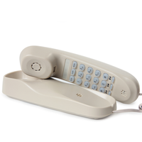 Small Portable Hotel Office Button Landline