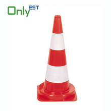 Worksite Safety Reflective PVC Traffic Cone,Pvc Traffic Cone With Reflective Tapes