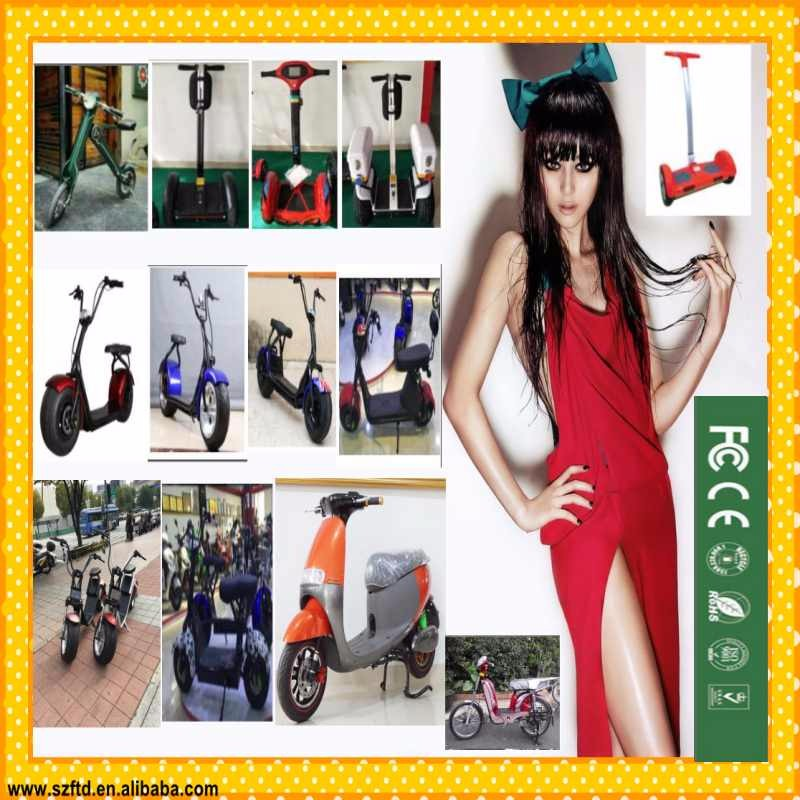 Light weight Wholesale cheap electric scooter philippines