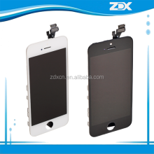 lcd screen for iphone 5 lcd with replacement digitizer touch screen display full set white color China mobile phone