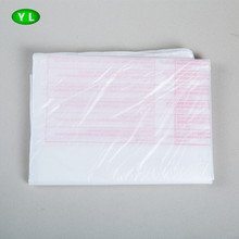 Expanded EPE + PE Foam customized printing Bag for LED/LCD screen protection