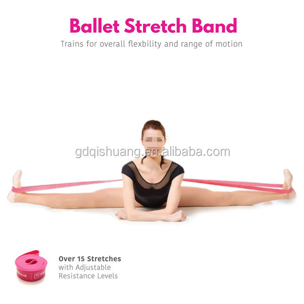 Resistance Bands Workout Bands Stretch Ballet Bands for Men Women Workout Dancing
