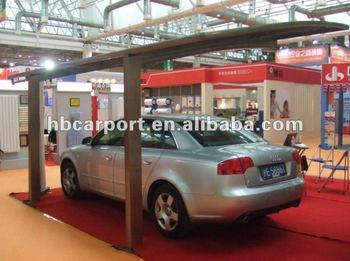 Stylish and Luxury Aluminum Carport available in 5 colors