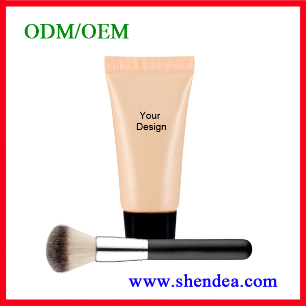 Korean Design Face Skincare Herbal Green Tea Whitening Foundation BB Cream Manufacturer
