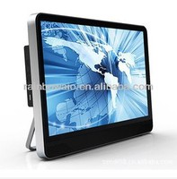 win8 touch screen pc all in one support DVD and touch screen