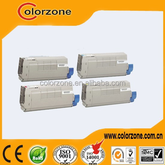 Compatible c711wt for oki white toner