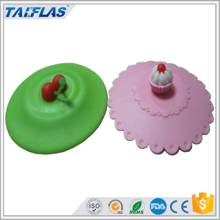 Customized new things silicone sippy cup lid