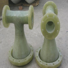high pressure pipe fitting tee of FRP pipe fitting /pipe fittings barred tee/pipe reducing tee