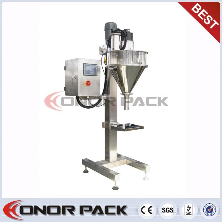Toner Powder Filling Machine