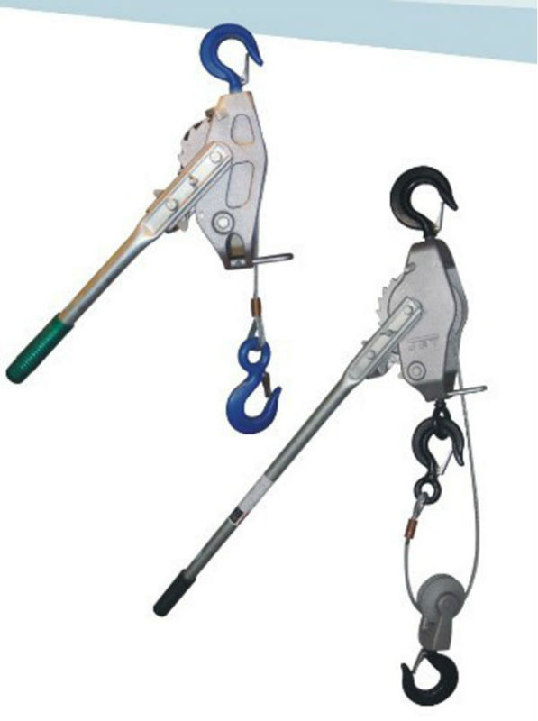 CE Approved GLZ-A WIRE ROPE PULLER