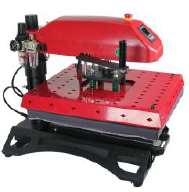 Pneumatic Heat Press Machine Double Protector
