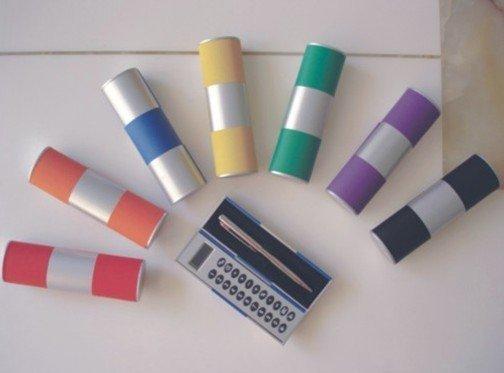 promotion gift magic box calculators with pen