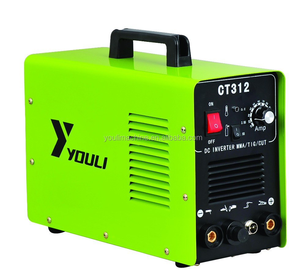 Inverter MOSFET MMA/TIG/CUT 3 in 1 welding machine
