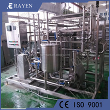 Sanitary stainless steel milk pasteurizer sterilization cream pasteurizer