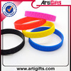 promotional souvenir cool debossed silicone wristband