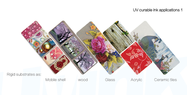 UVINK brand made in china for ricoh gen5 uv printer ink