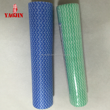 High quality and Colorful Nonwoven Perforated Cleaning Small Rolls
