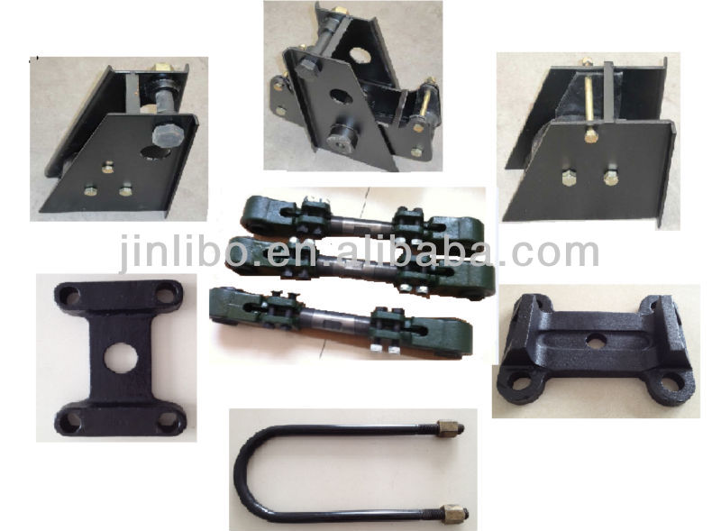 suspension parts/arm/hanger/plate/U bolt