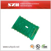 94vo lighting system pcb assembly customied multilayer pcb
