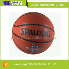 Best selling eco-friendly customize basketball PU laminated basketball