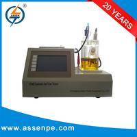 High performance transformer oil moisture analyzer with low price