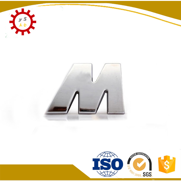China manufacturer metal lion logo