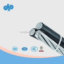China power cable overhead cable manufacturer Overhead XLPE ABC AAC ACSR AAAC cable for distribution line