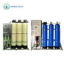 Desalted RO Machine Water Filter China Manufacture