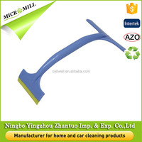 Double-head car silicone squeegee