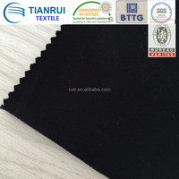 stain elastic fabric for workwear with comfortable soft handfeeling