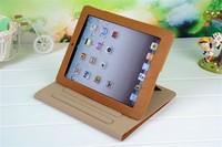 New design bulk sublimation cool leather case for ipad