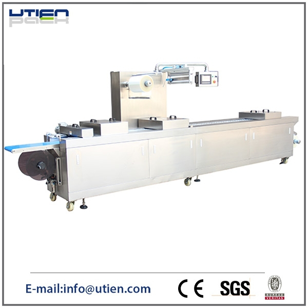 100% product quality protection DZL320R modified atmosphere packaging machine