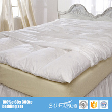 Wholesale Hotel Bedding Sets Luxury Microfiber Thikc Hotel Quilts Made In China