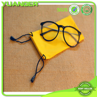 Custom Printed Colorful Wholesale Drawstring Sunglass Pouch