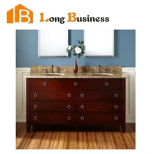 LB-LX2207 China factory wholesale custom high quality modern bathroom vanity