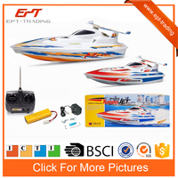 Hot selling rc fishing yacht boat funny remote control boat for sale