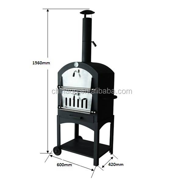 commercial conveyor high quality pizza hut pizza oven KU-002B